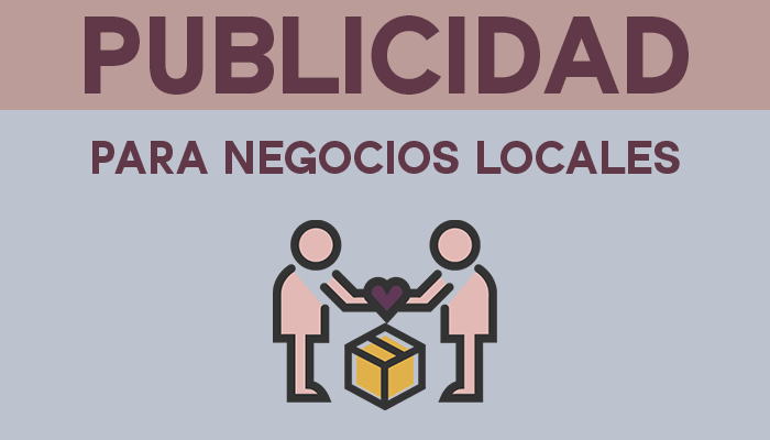 Publicidad para negocios locales